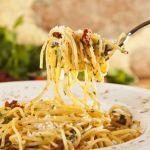 Spaghete cu usturoi si peperoncino