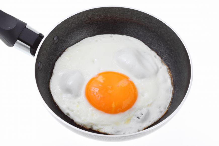 Cum sa obtii un ou prajit perfect
