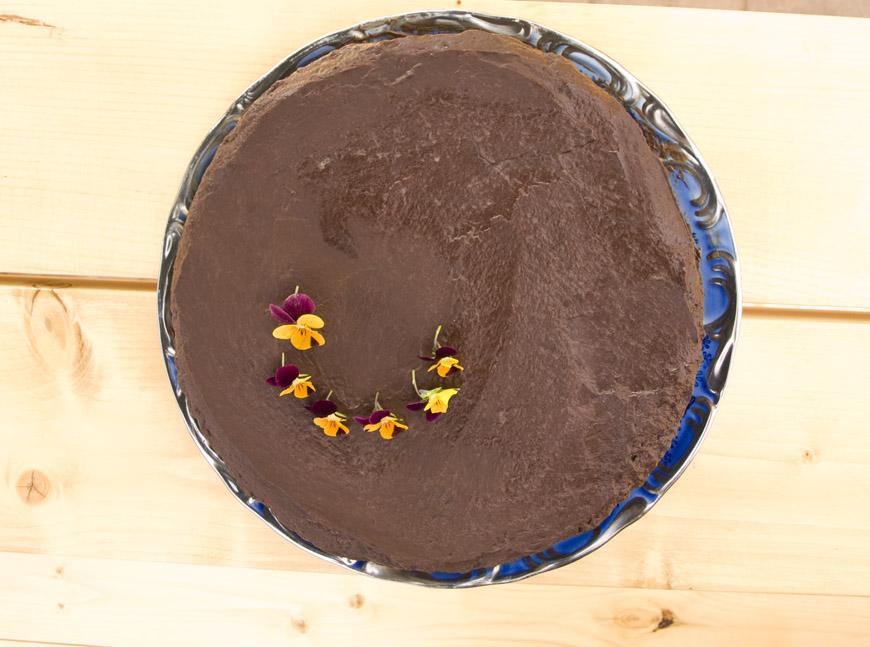 Lectia de gatit: ganache de ciocolata