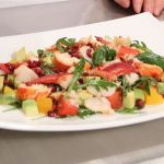 Reteta Gina Jalba: salata de homar