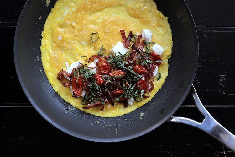 7 retete de omleta pentru fiecare zi a saptamanii