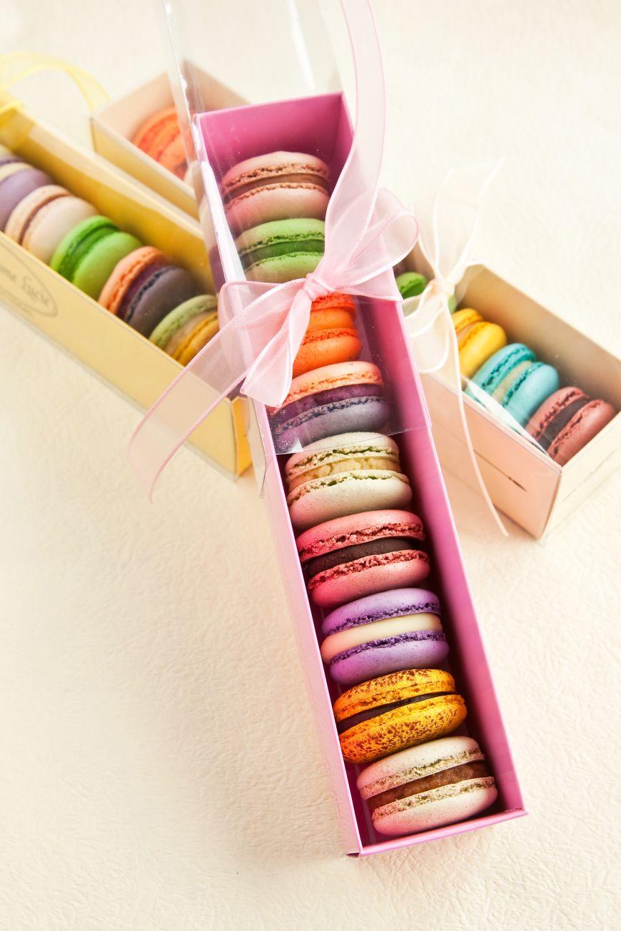 CONCURS: Vezi daca ai castigat una din cele 7 cutii de macarons Madame Lucie
