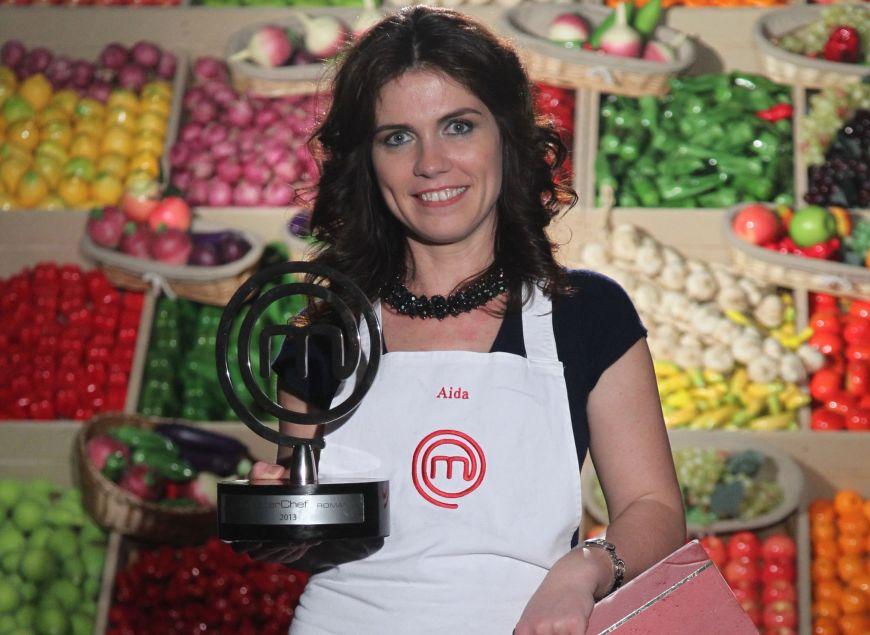 Aida Parascan: 4 retete delicioase care i-au adus trofeul MasterChef