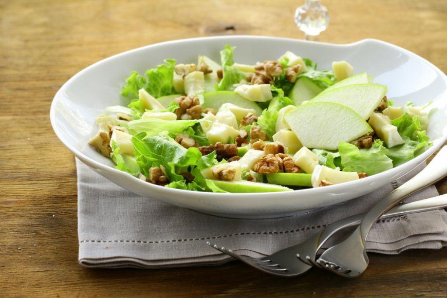 Mancare satioasa. Invata sa pregatesti o salata perfecta