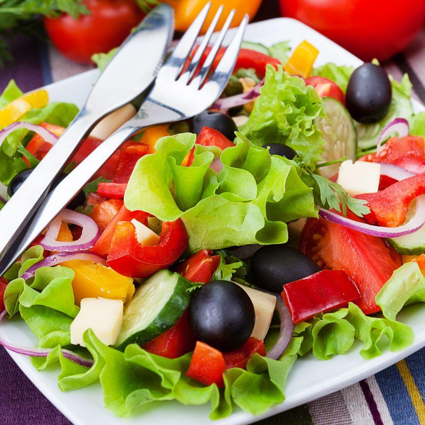 Meatless Friday: 3 salate rapide, fara carne