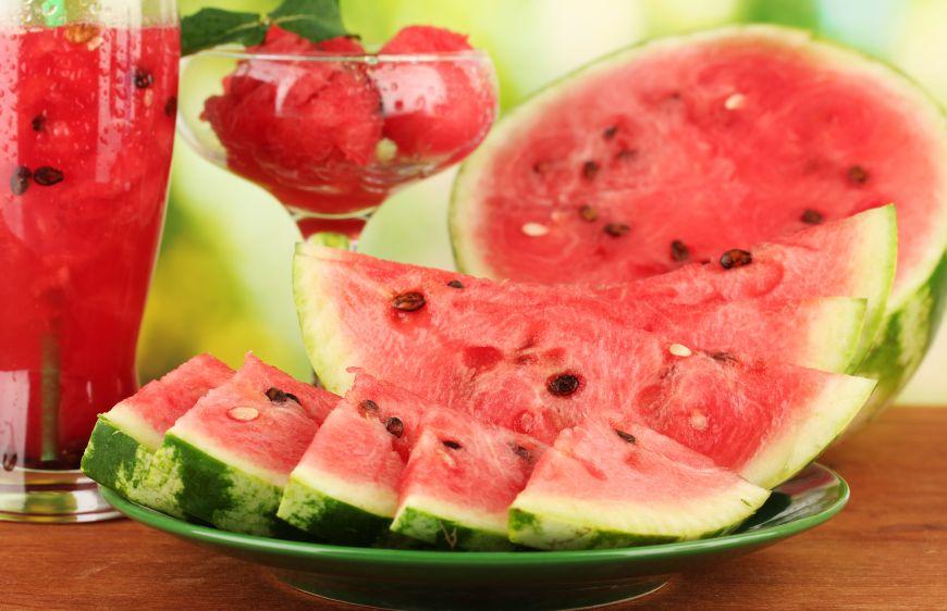 Top 5 motive pentru care sa consumi pepene verde