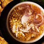 Supa cu porumb si pui
