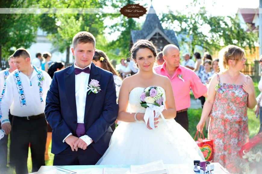 Nunta in stil MasterChef. Vezi imagini de la nunta lui Nicusor Coroama