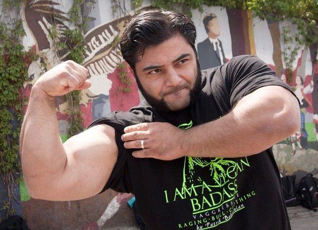 Ce mananca cel mai puternic barbat din lume