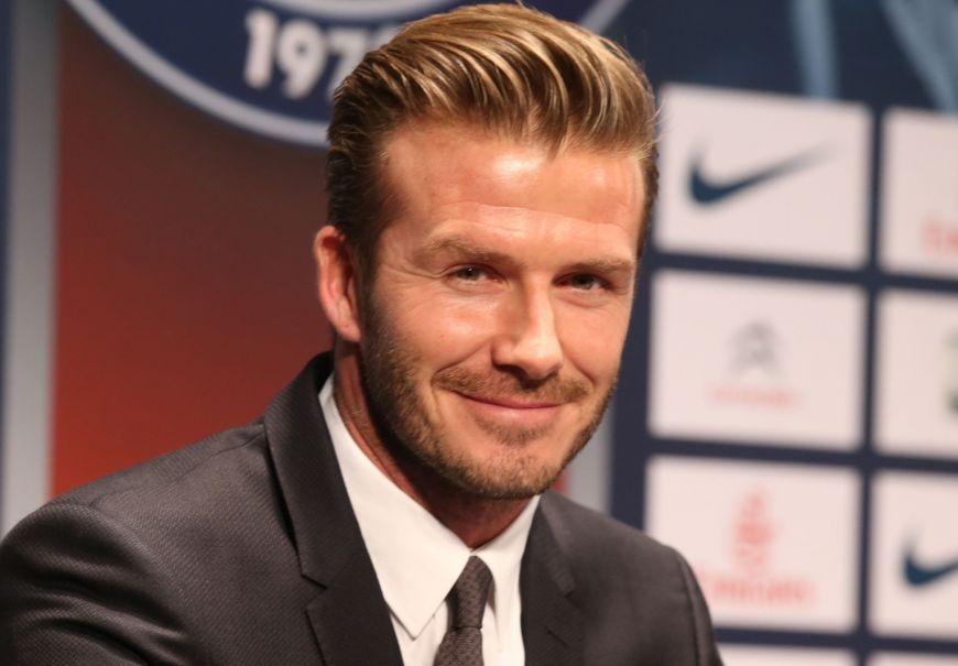 David Beckham vrea sa deschida un lant de restaurante