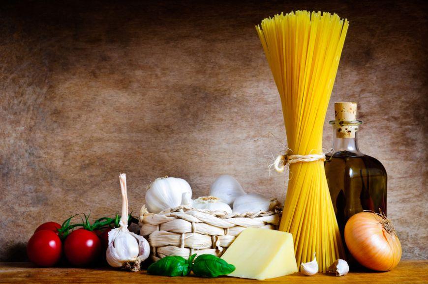 Ciao Italia! Uite care sunt ingredientele esentiale pentru a gati in stil italian