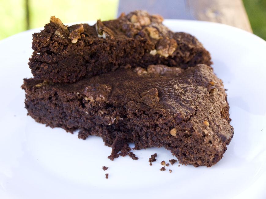 Lectia de gatit: Brownies