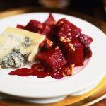 Salata de sfecla rosie si nuci