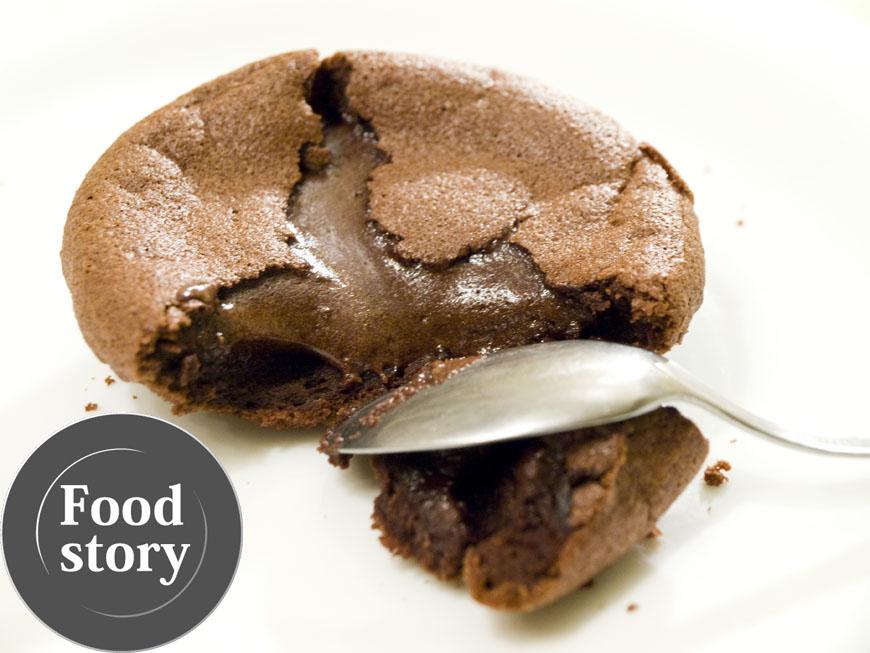 Testat de Foodstory: Moelleux au chocolat de la Michel Roux