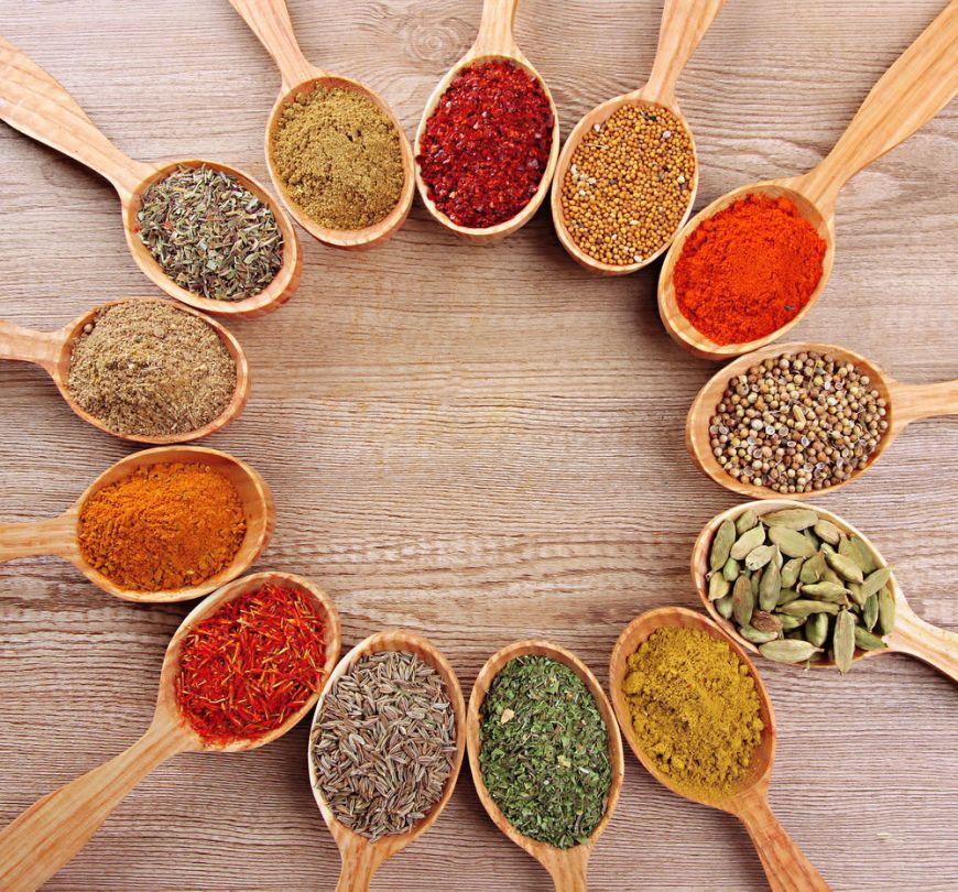 15 condimente exotice si cum sa le folosesti in bucatarie