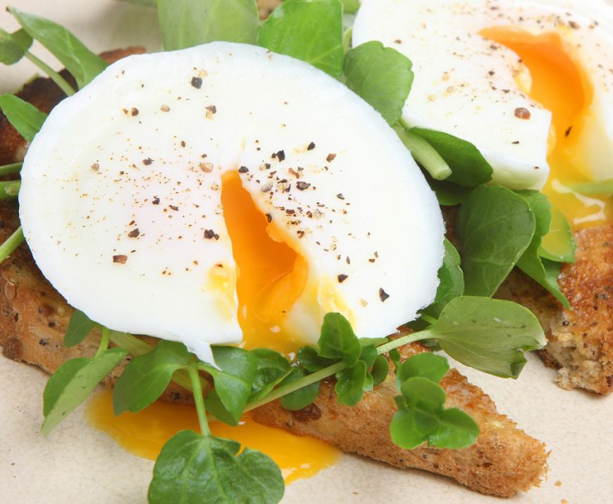 Cum sa faci un ou posat ca la restaurant