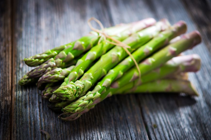 Top 5 alimente bogate in acid folic