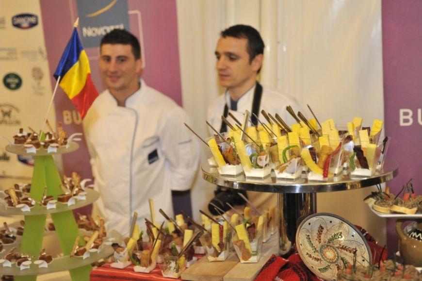 Saptamana Gustului 2013: o calatorie culinara in Europa