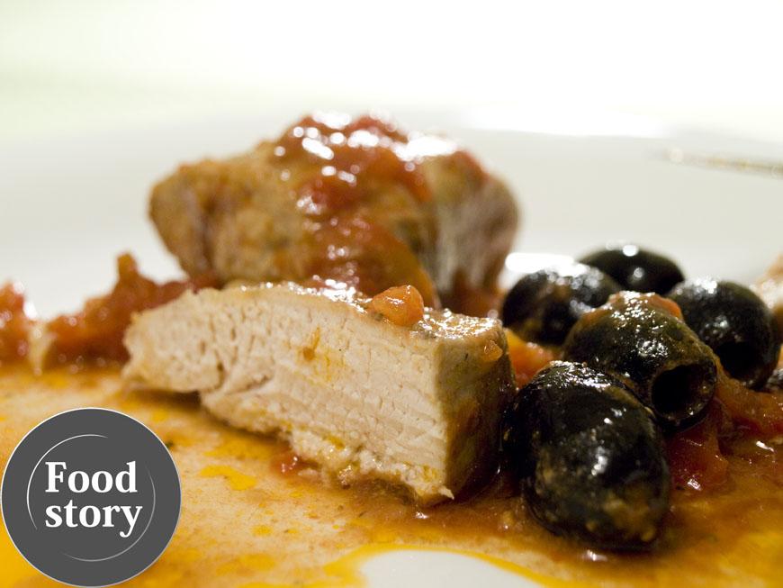 Testat de Foodstory: Pui cacciatora de la Jamie Oliver