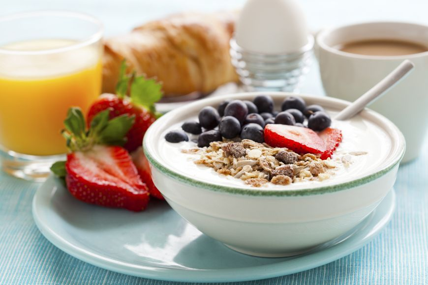 Mic dejun pentru colesterol