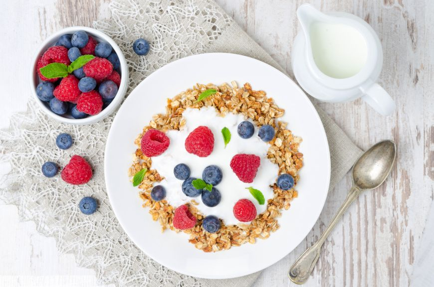 Mic dejun pentru abdomen plat. Ce sa mananci in primele ore ale zilei