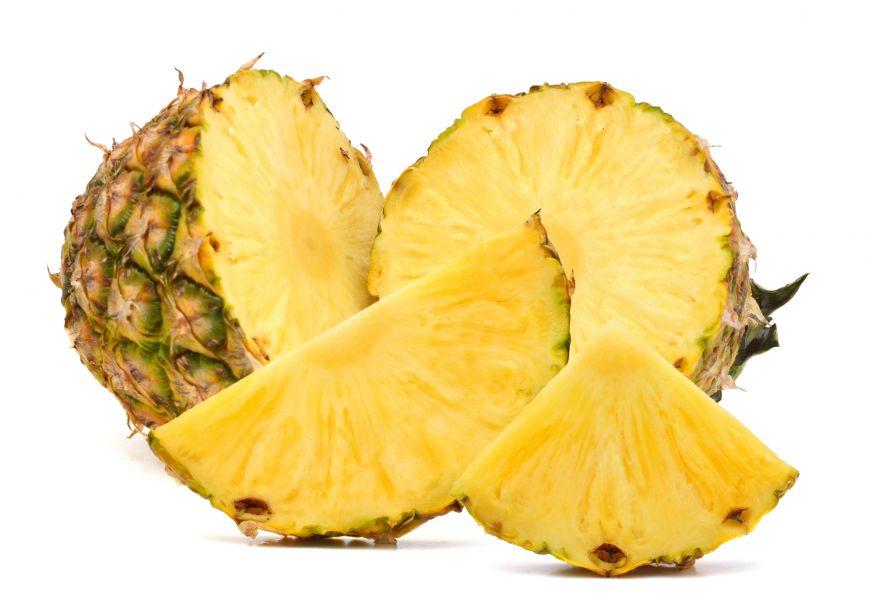 Ananasul crud, fructul excelent pentru dieta. Iata de ce sa-l mananci mai des