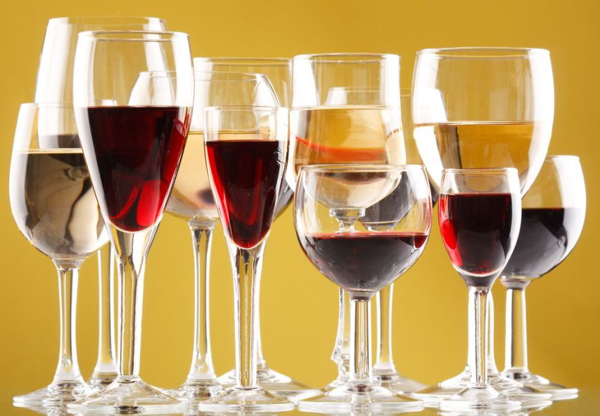 Mai clar de atat nu se poate. 3 reguli pentru a combina perfect vinuri si mancare