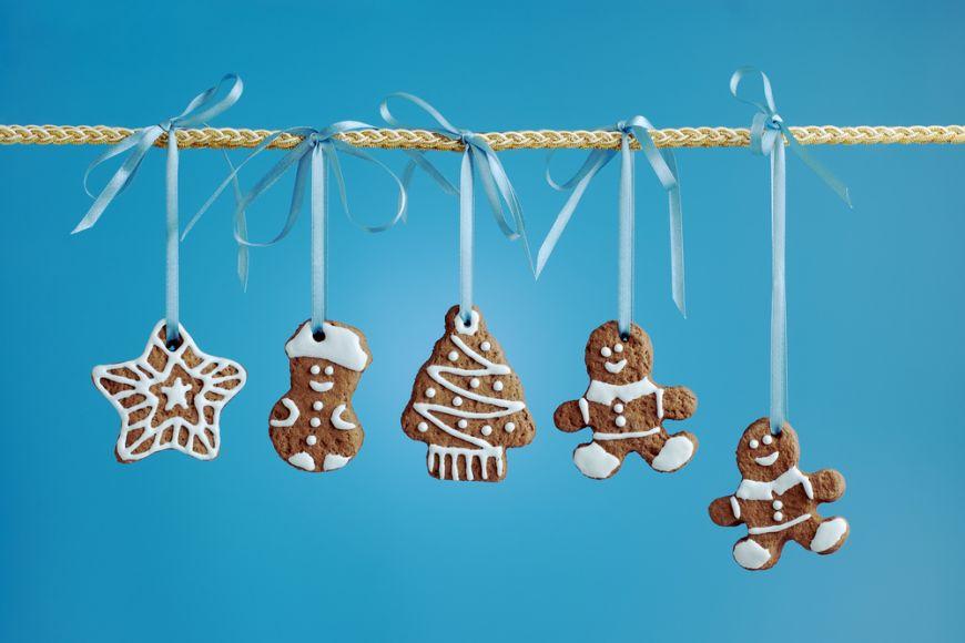 3 retete de biscuiti festivi pentru Sarbatori