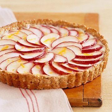 Tarta cu mere pentru diabetici