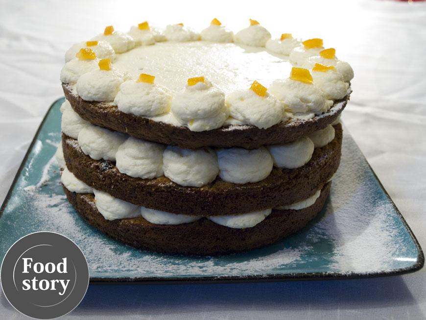Testat de Foodstory: Carrot cake cu crema cu ghimbir