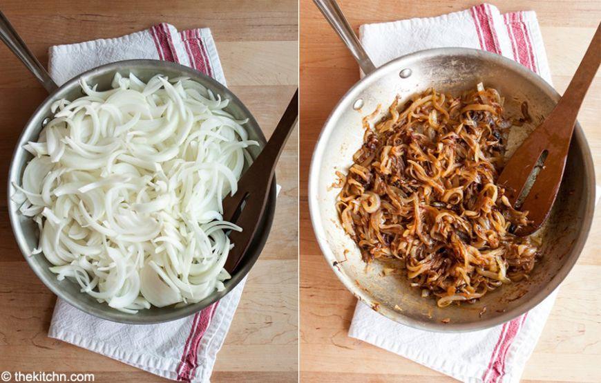 Cum sa faci ceapă caramelizată și cum sa o folosesti la preparate! Nu e nevoie să folosești zahăr la această rețetă