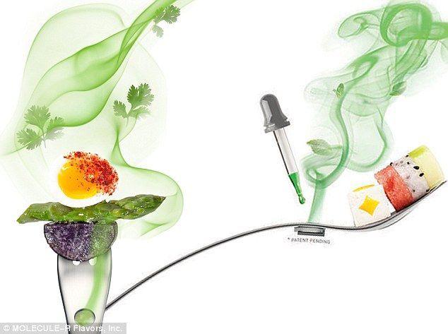 Aromafork - furculita prin care bucataria fusion e la indemana oricui