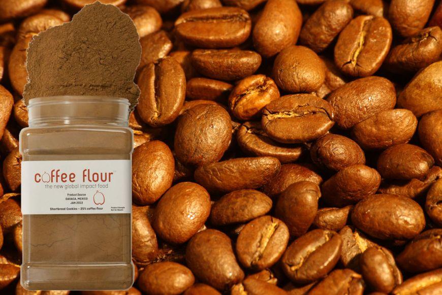 Cel mai nou ingredient pentru retete sanatoase: faina din cafea