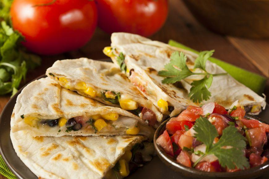 Mancare mexicana la pachet. 5 retete delicioase de quesadillas