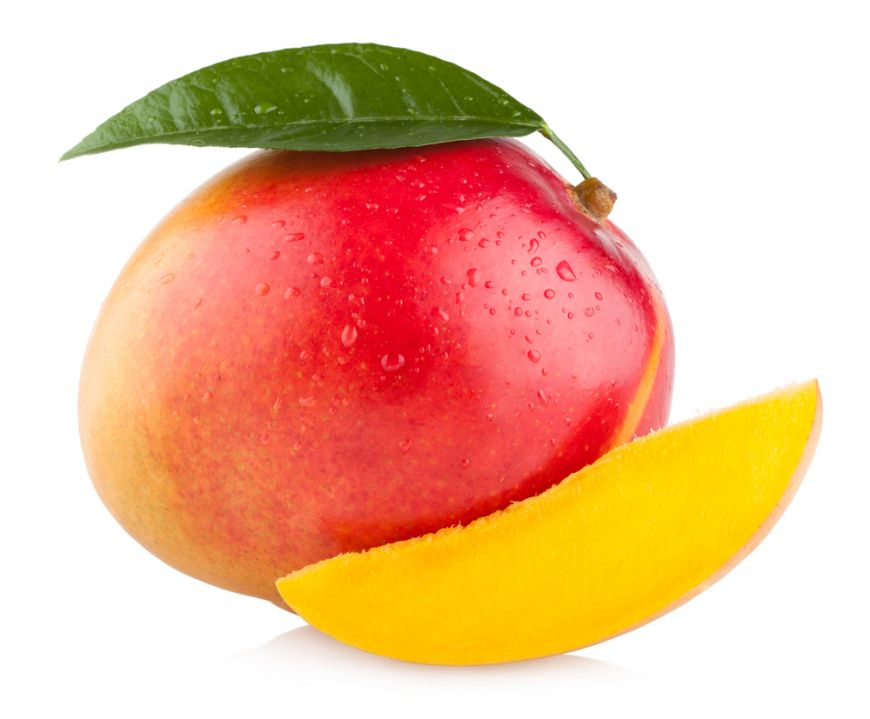 Cum sa cureti si sa mananci un mango