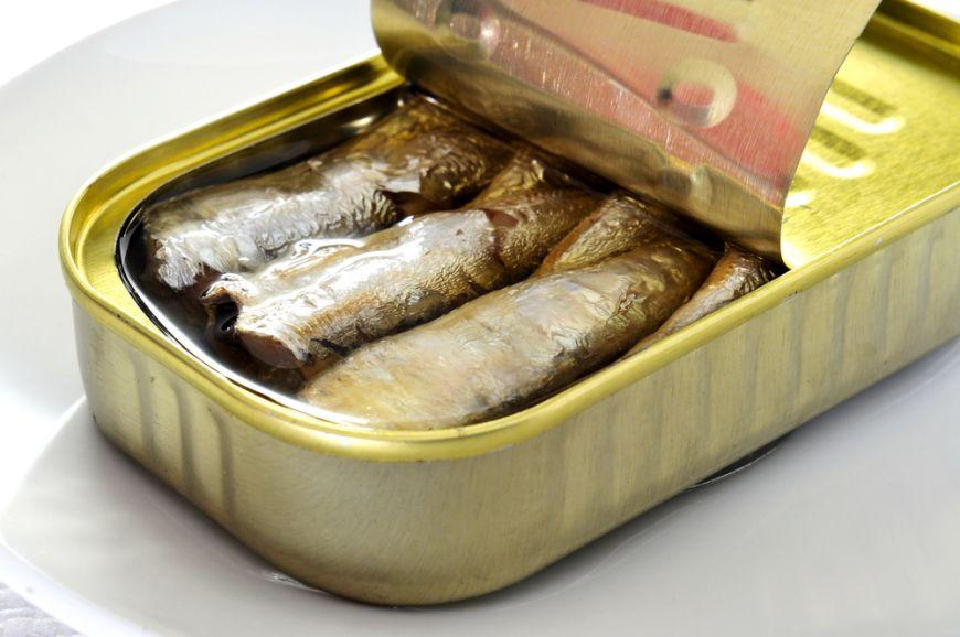 5 retete pe care le poti face cu o conserva de sardine