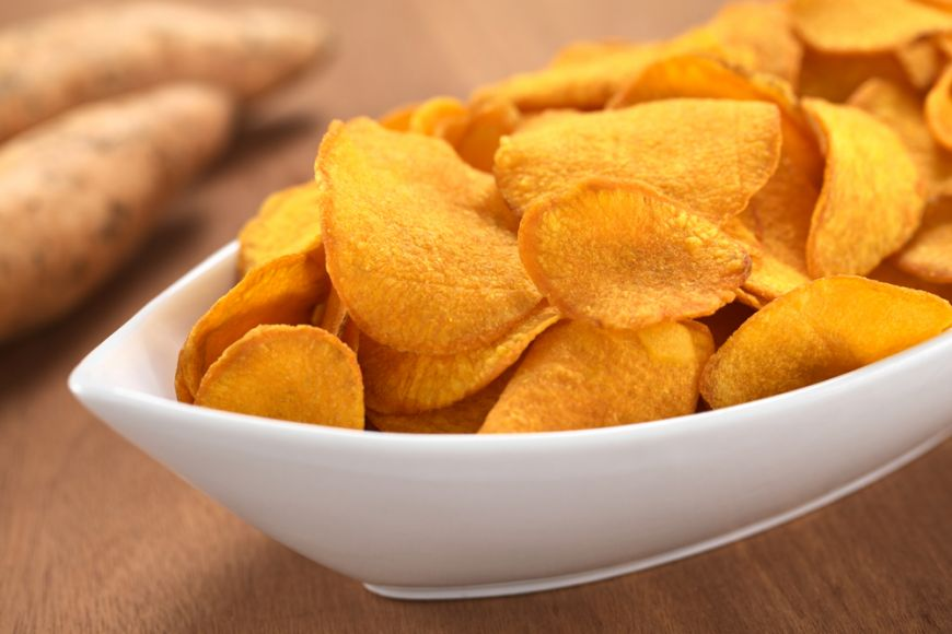 Meatless Friday: 5 legume pe care le poti savura ca chipsuri
