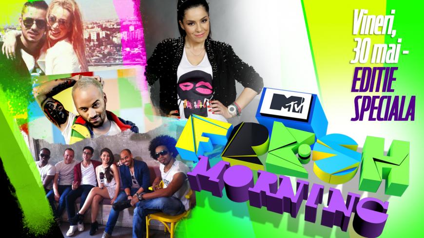 (P) Castiga un brunch cu vedete la SUBWAY Cocor. Inscrie-te chiar acum si esti invitat special la MTV Fresh Morning