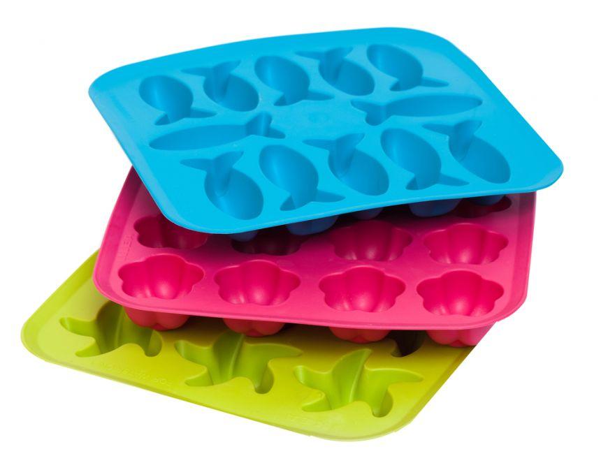 Inventiv in bucatarie. 9 utilizari pentru tavitele de gheata