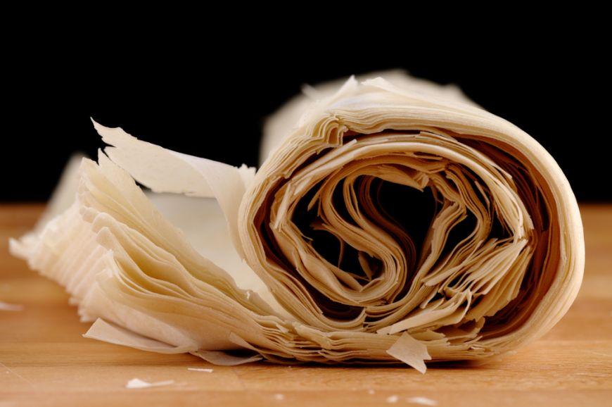 Scurtaturi in bucatarie. 3 retete in care sa folosesti foietaj cumparat de la magazin