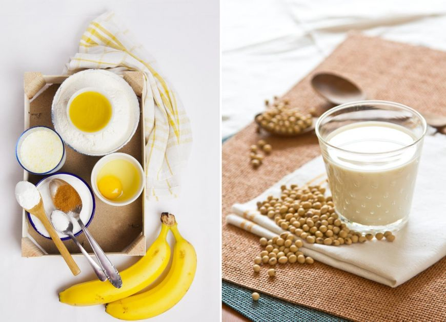 Prajituri gustoase pentru vegetarieni. 6 ingrediente vegetariene in locul celor obisnuite
