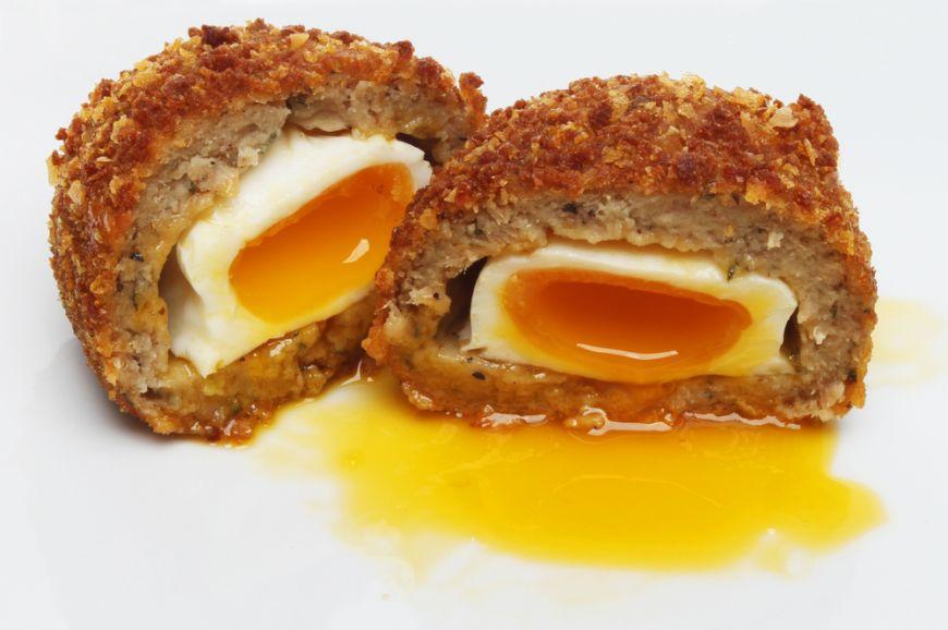 De ce sunt ouale scotiene solutia perfecta pentru mahmureala