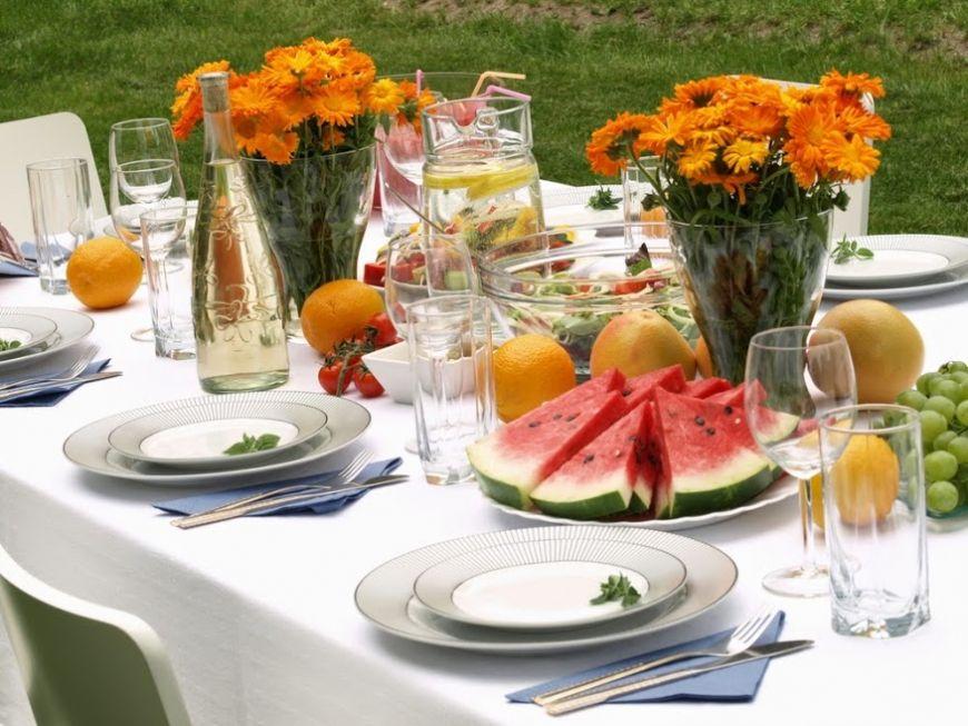 5 idei pentru petrecerile de vara