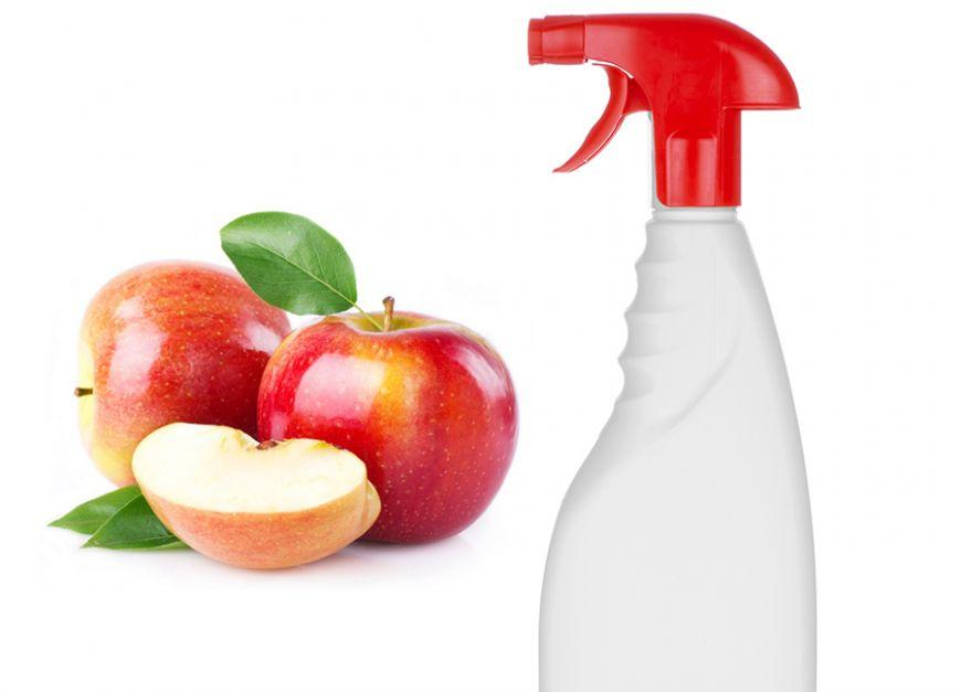 Te învățăm să pregătești o soluție cu ajutorul căreia poți curăța mai bine fructele și legumele, mai ales în această perioadă