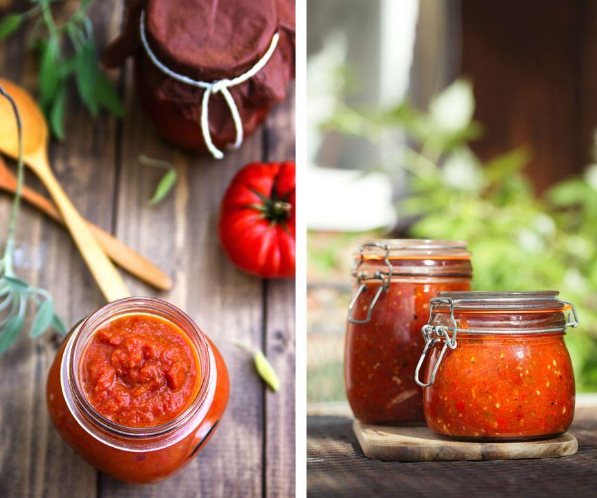 Bunatati homemade. 2 retete delicioase pentru ketchup facut acasa