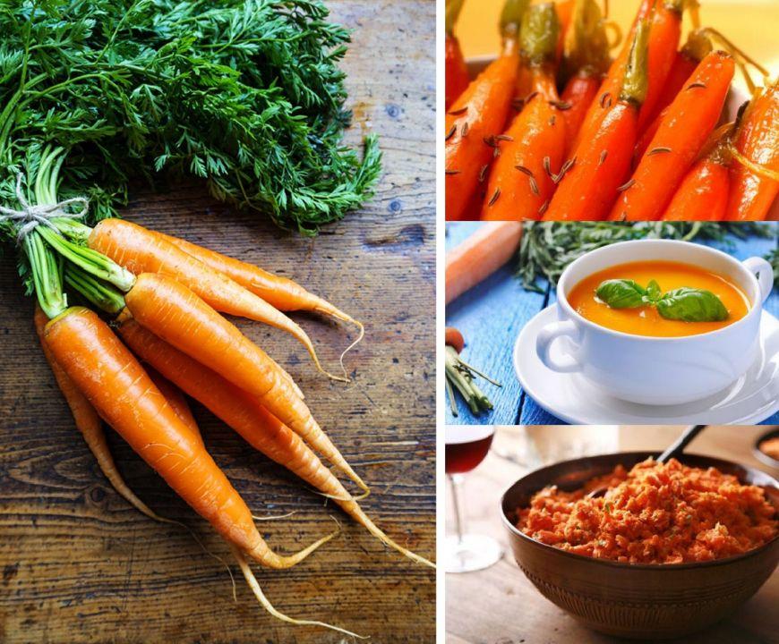 Prea multi morcovi ramasi in frigider? Iti dam 7 retete de incercat