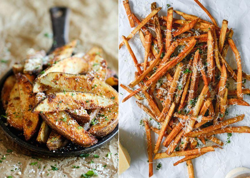 Cum sa faci cartofii prajiti sa fie deliciosi. 3 idei ca sa-i transformi intr-o adevarata delicatesa