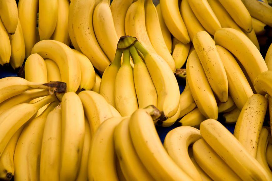 Bananele, din multe puncte de vedere, mai sănătoase ca merele! Care sunt beneficiile imense?