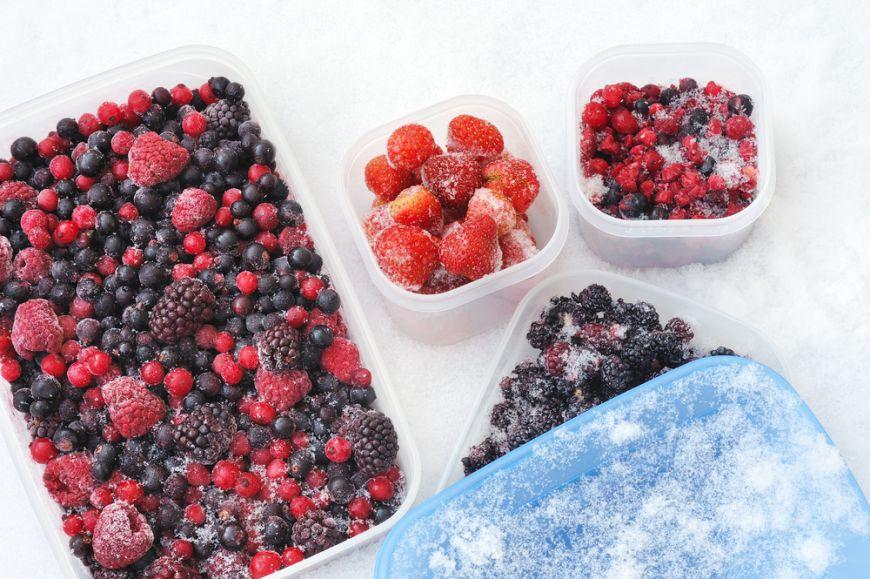 Bunatati de sezon puse la pastrare. Cele mai bune sfaturi pentru congelarea fructelor
