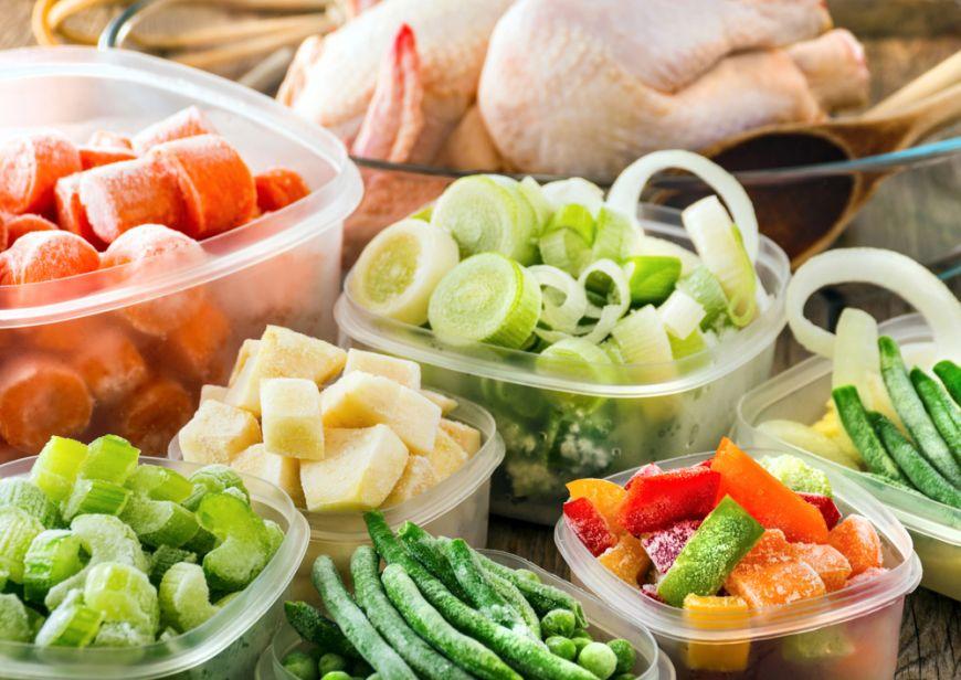 7 alimente pe care le poti gati direct din congelator